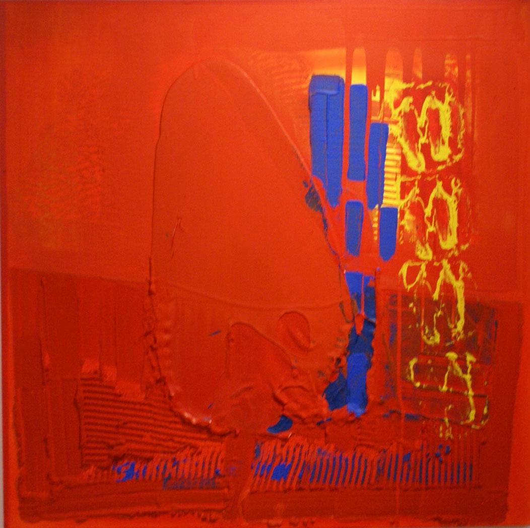 Abstraction color e et immersion dans la couleur - Peinture abstraite coloree ...