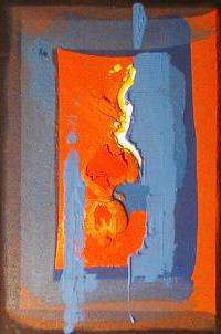Ensoleillement, nov 00, 40 x 60 cm
