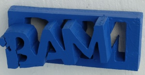 bam bleu