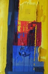 La couleur ignorée, 120X80 cm, 2001